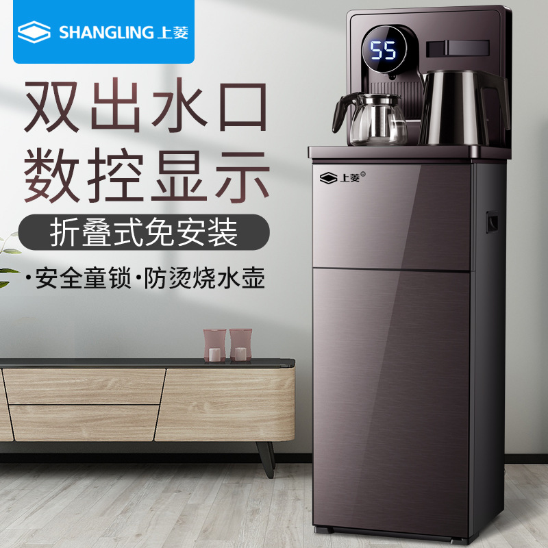 Automatic filling of bottled water under Shangling household tea bar