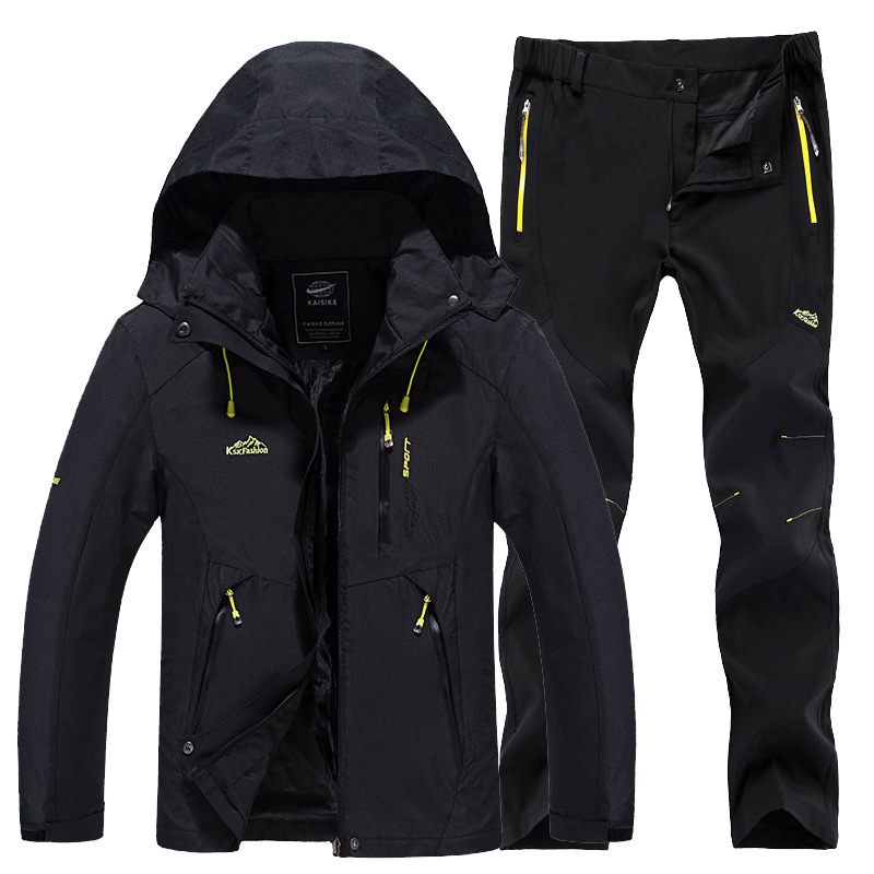 TANYANJI Outdoor assault suit men's spring and autumn single layer thin assault suit mountaineering