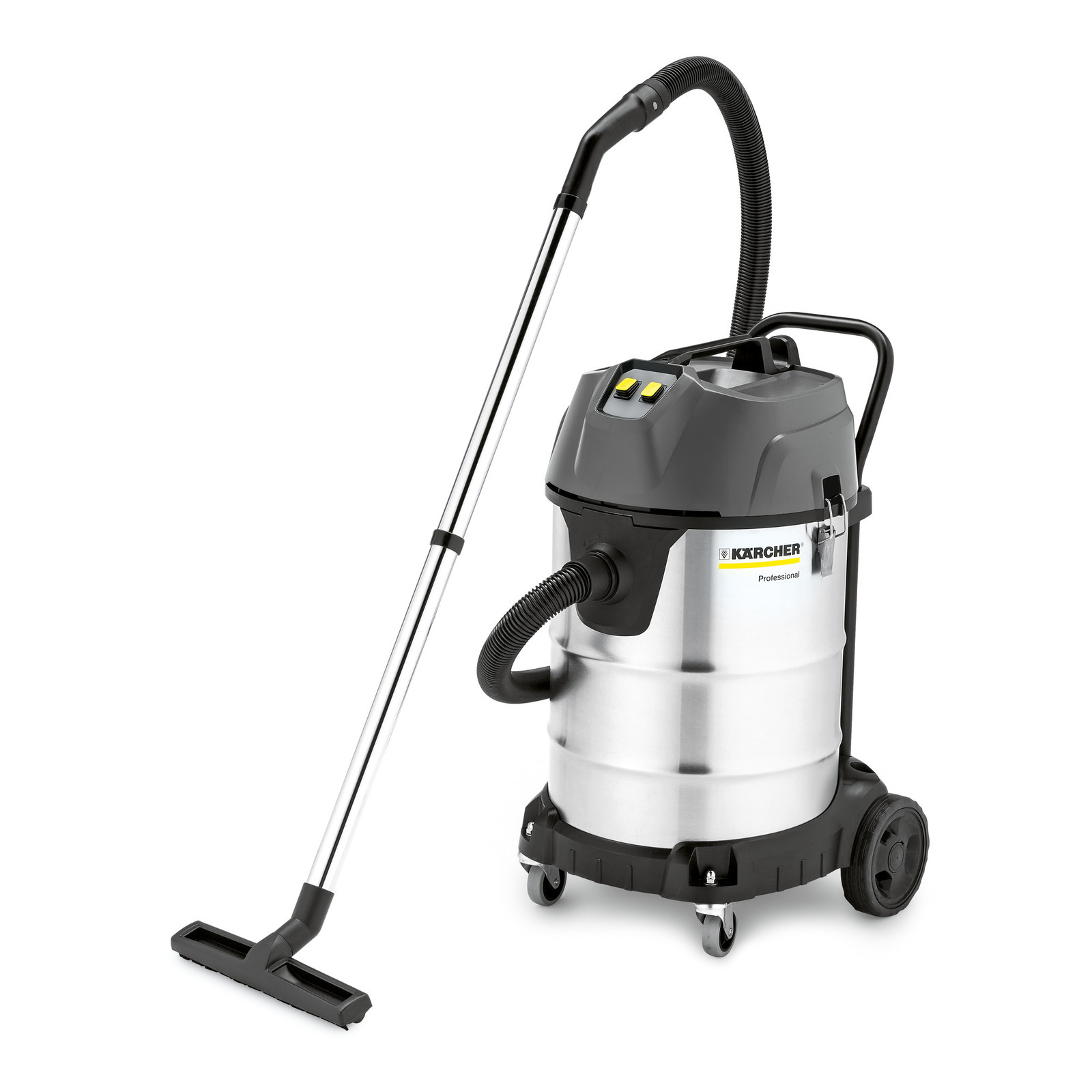 KARCHER Germany kaichi brand industrial and commercial vacuum cleaner nt70 / 2 stainless steel barre