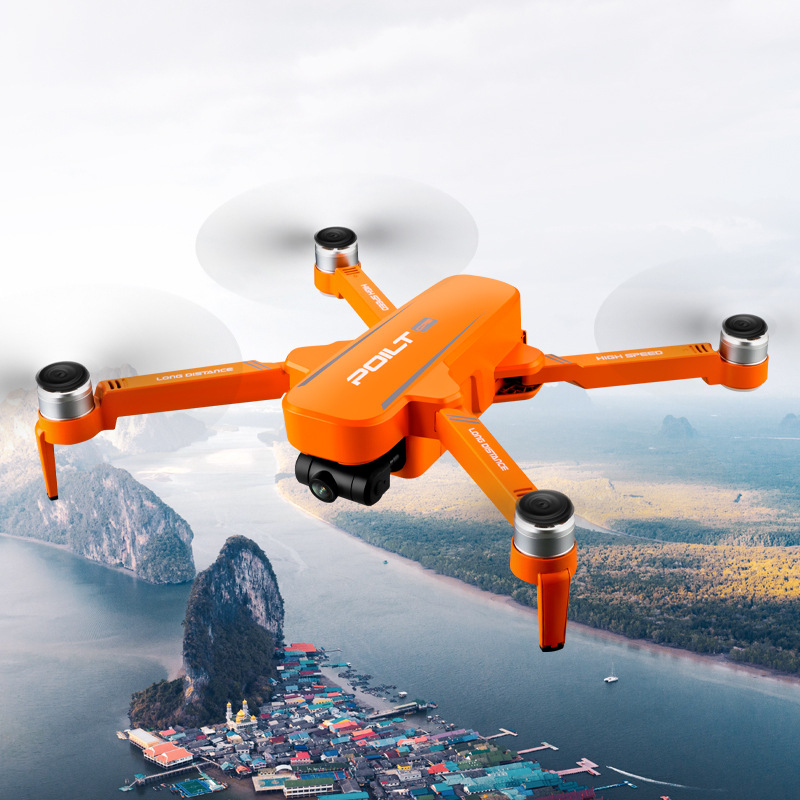 JJRC  x17 brushless two axis PTZ four axis 6K professional high definition aerial photography ultra