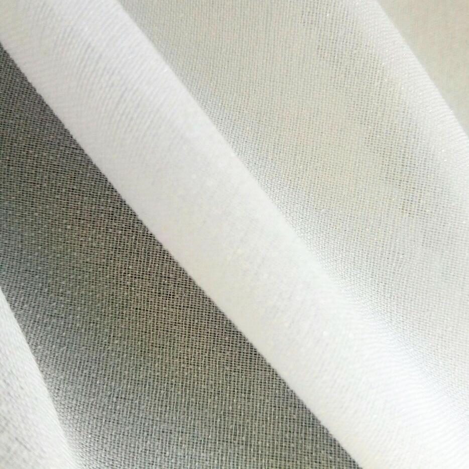 HUALEI 3301 thin interlining garment silk interlining high peeling Chiffon interlining
