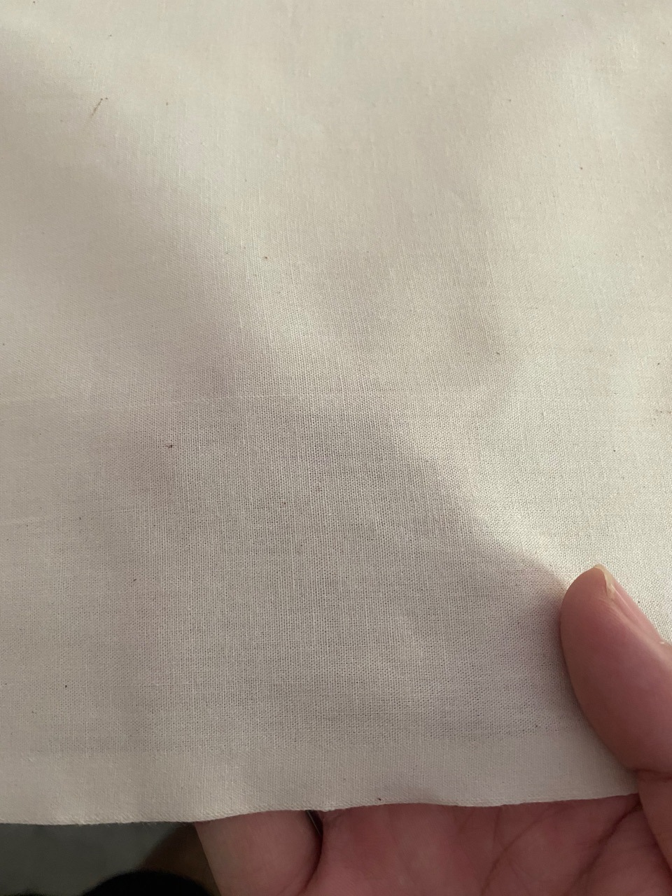 White cloth 90 wide filial piety clothing cloth for cutting and design