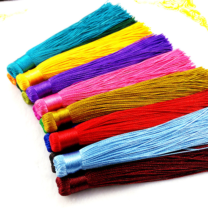 BOTING Cheguasui small DIY handmade Chinese tassel
