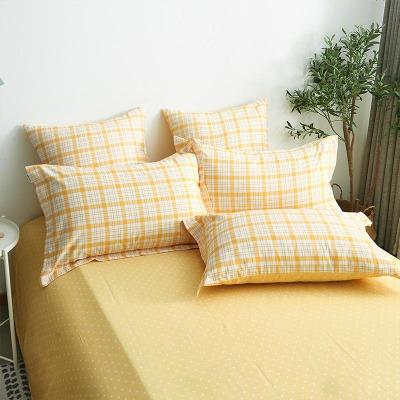 DUOXIAI Drap giường Tình yêu bông tấm bông giường một giường li 1, 8 m giường li giường phụ kiện nhà
