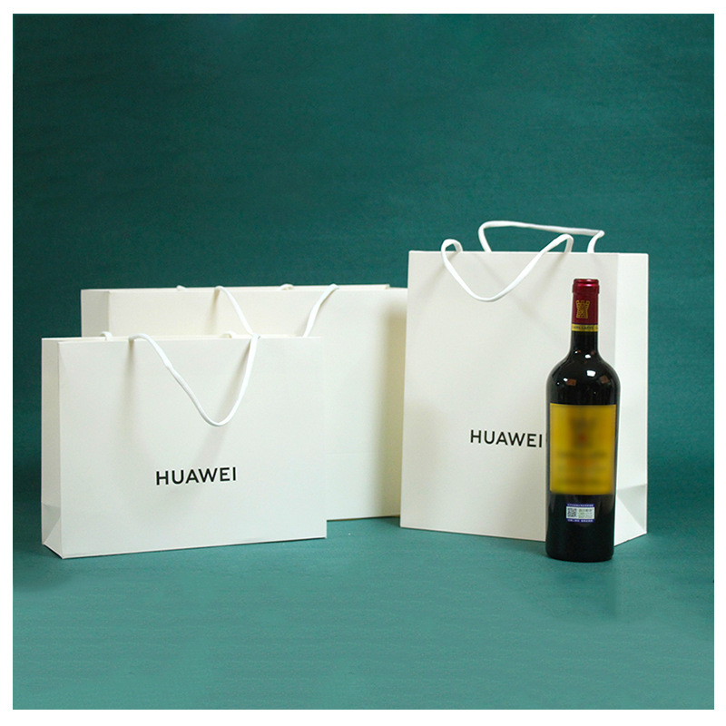 LIEDAI Huawei vivo China Mobile oppo Apple customized mobile phone advertising packaging paper bag h