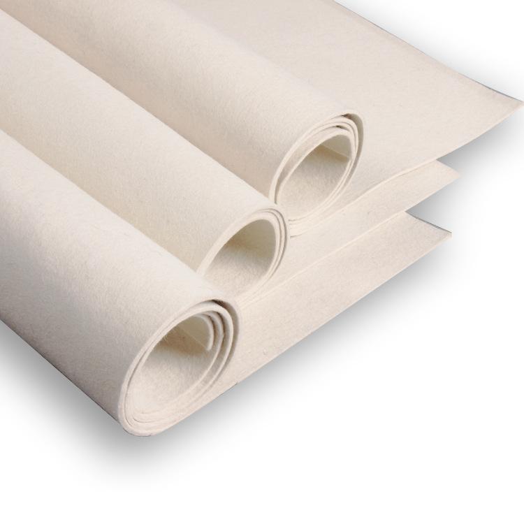 HUAREN Chinese felt can be customized and developed felt, chemical fiber color felt, width customize