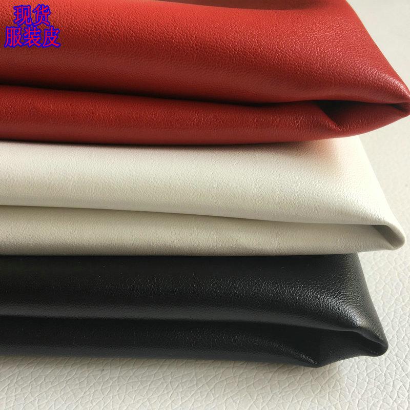 KAIQUN Pu washable leather, viscose bottom leather, Napa soft fabric artificial leather