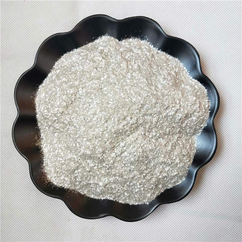 Mica powder for paper insulation paint with inorganic pigment filler