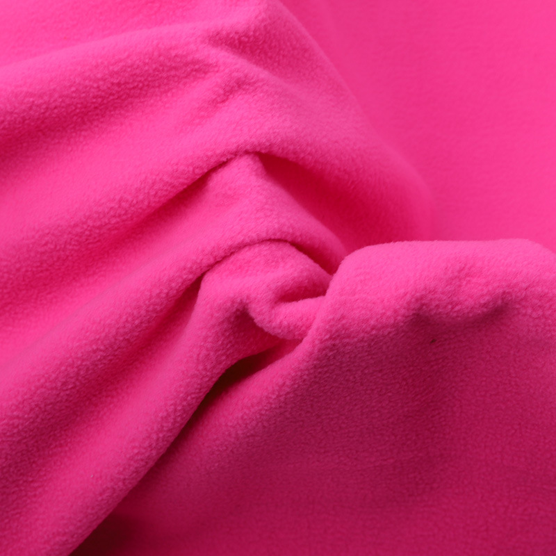 200g cationic fabric autumn and winter warm clothing flannel cationic polar fleece