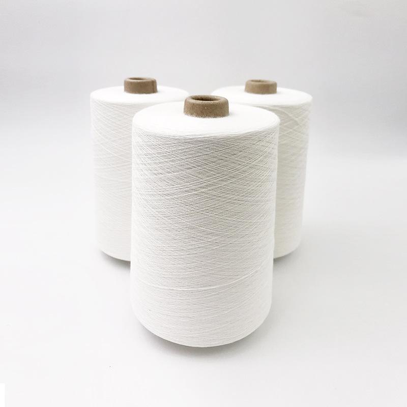 MINGDA 40s high temperature resistant functional weaving embryo yarn 50% Meta Aramid 1313 domestic f