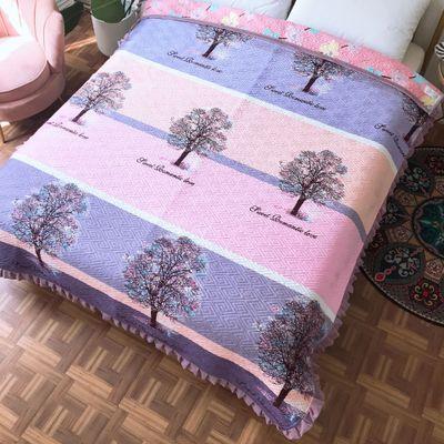 Drap giường Nam triều tiên pha lê giường trực tiếp nổ mùa thu và mùa đông giữ ấm và chống trượt ghế