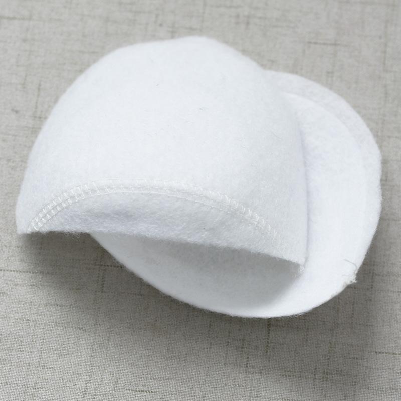 Dress shoulder pad artifact female sponge shoulder lining suit man thin shoulder pad small thin cott