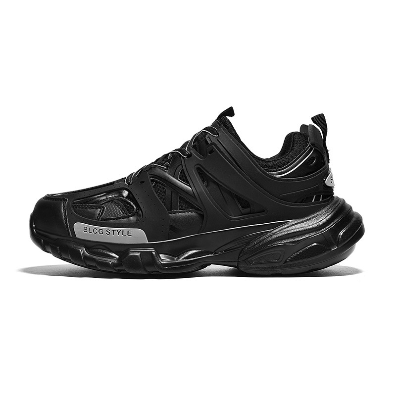 2020 new net red casual shoes men's Retro daddy shoes outdoor fashion running shoes lovers sports s