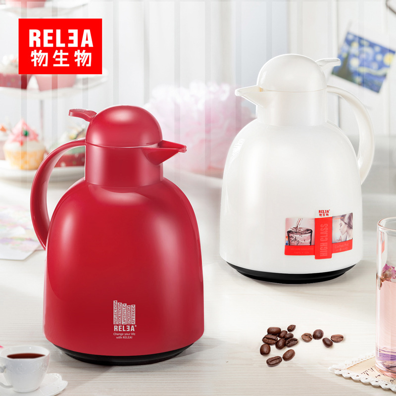 Biological color household thermos glass liner household thermos kettle kettle large capacity thermo