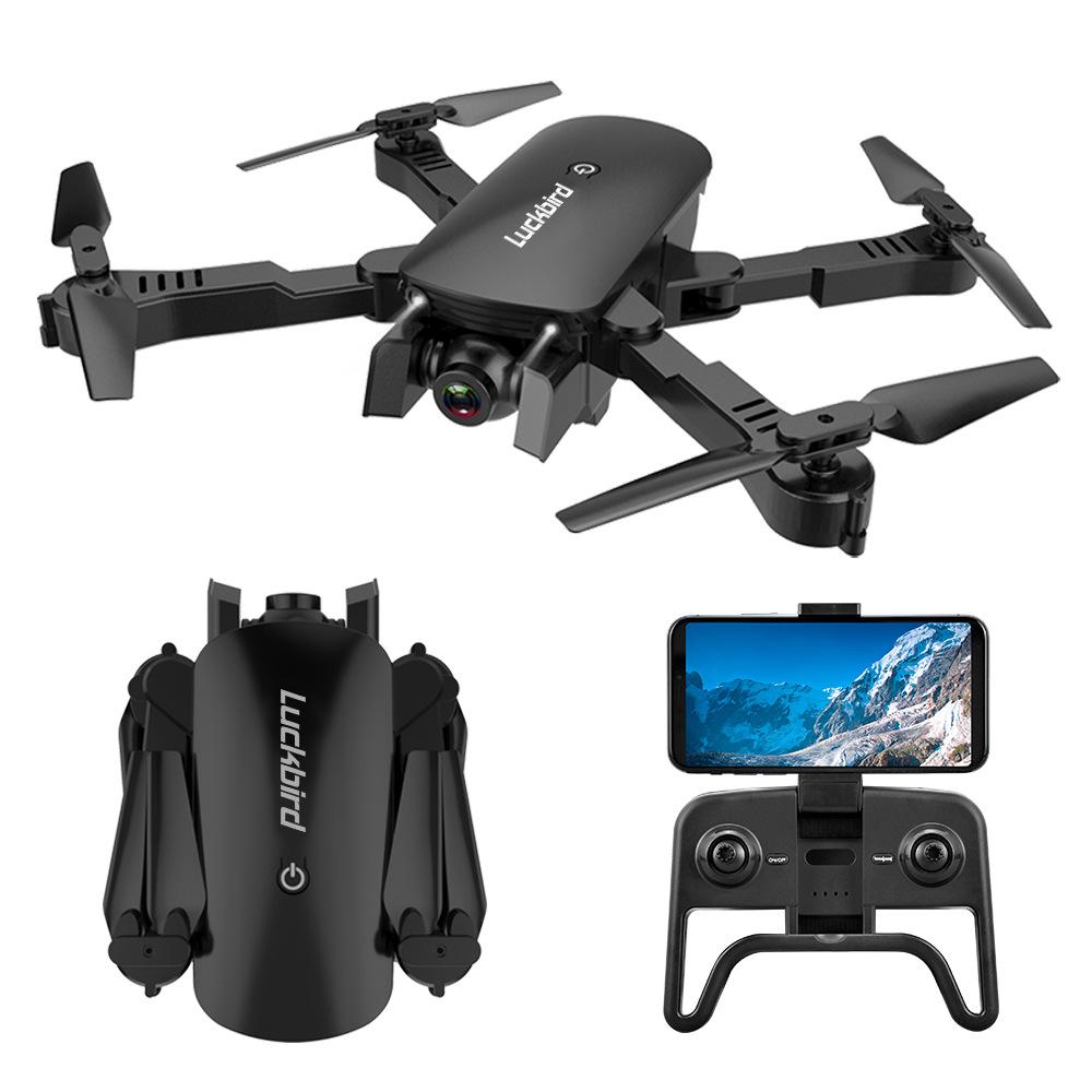 JIAJUN R8 cross border Mini UAV folding professional 4K HD aerial photography four axis aircraft dua