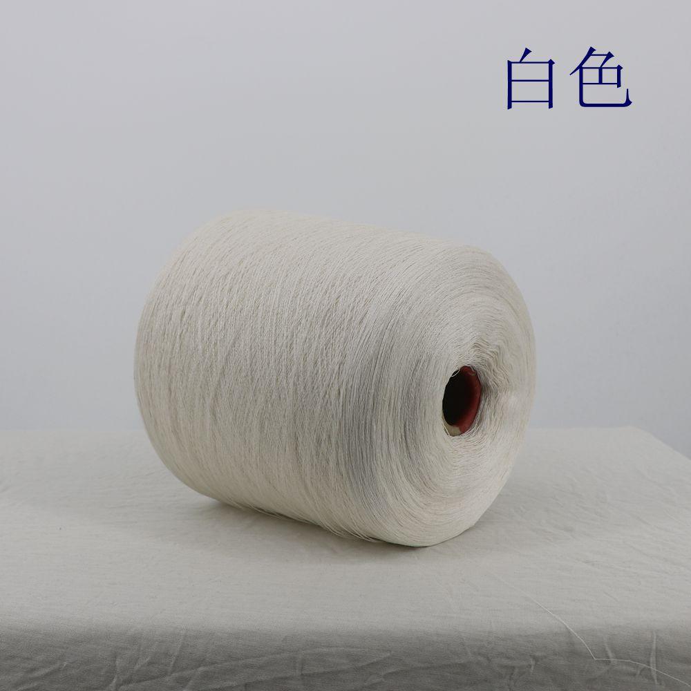 84% linen blended yarn fine count