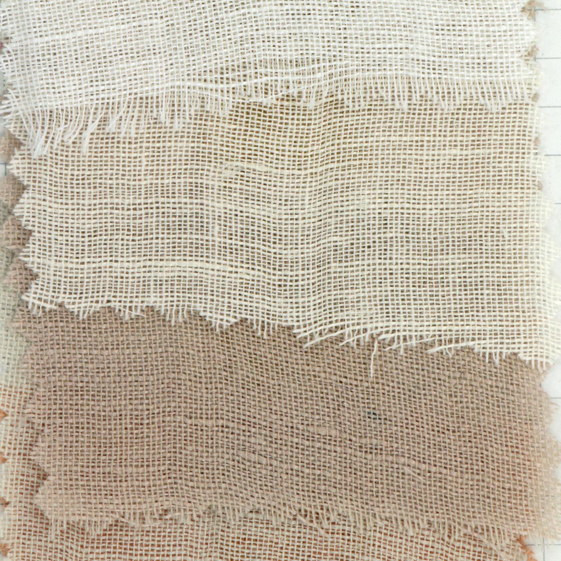 Creased ramie fabric MD32 ramie fabric