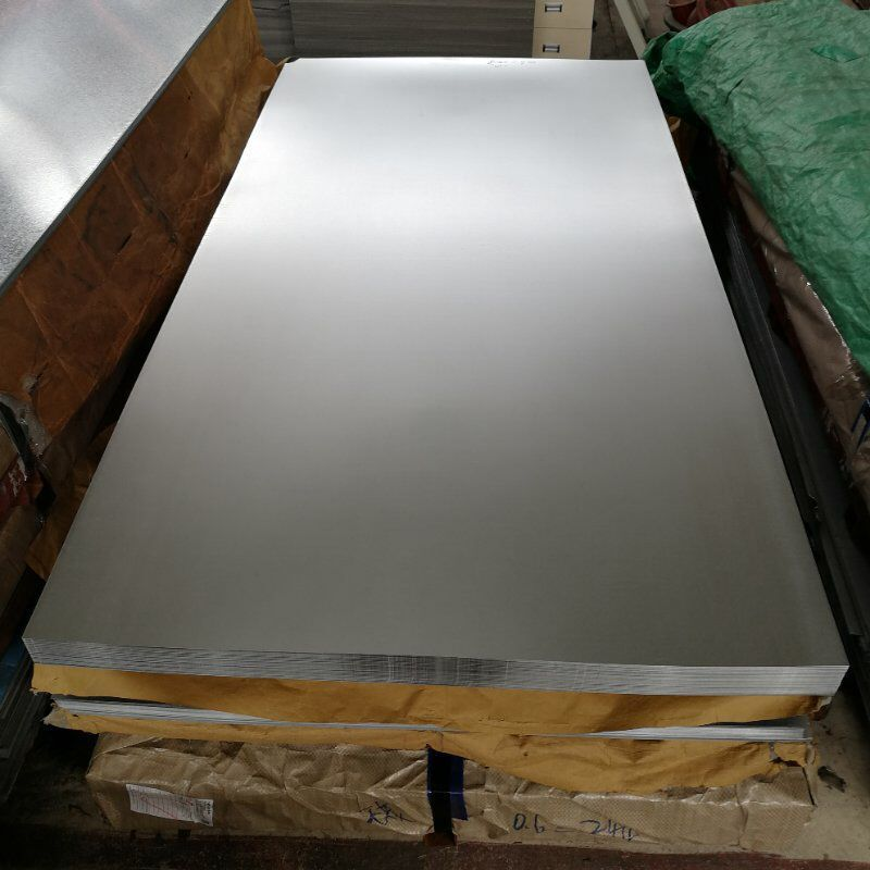 Cutting process of 0.2-4.0 mm galvanized steel sheet