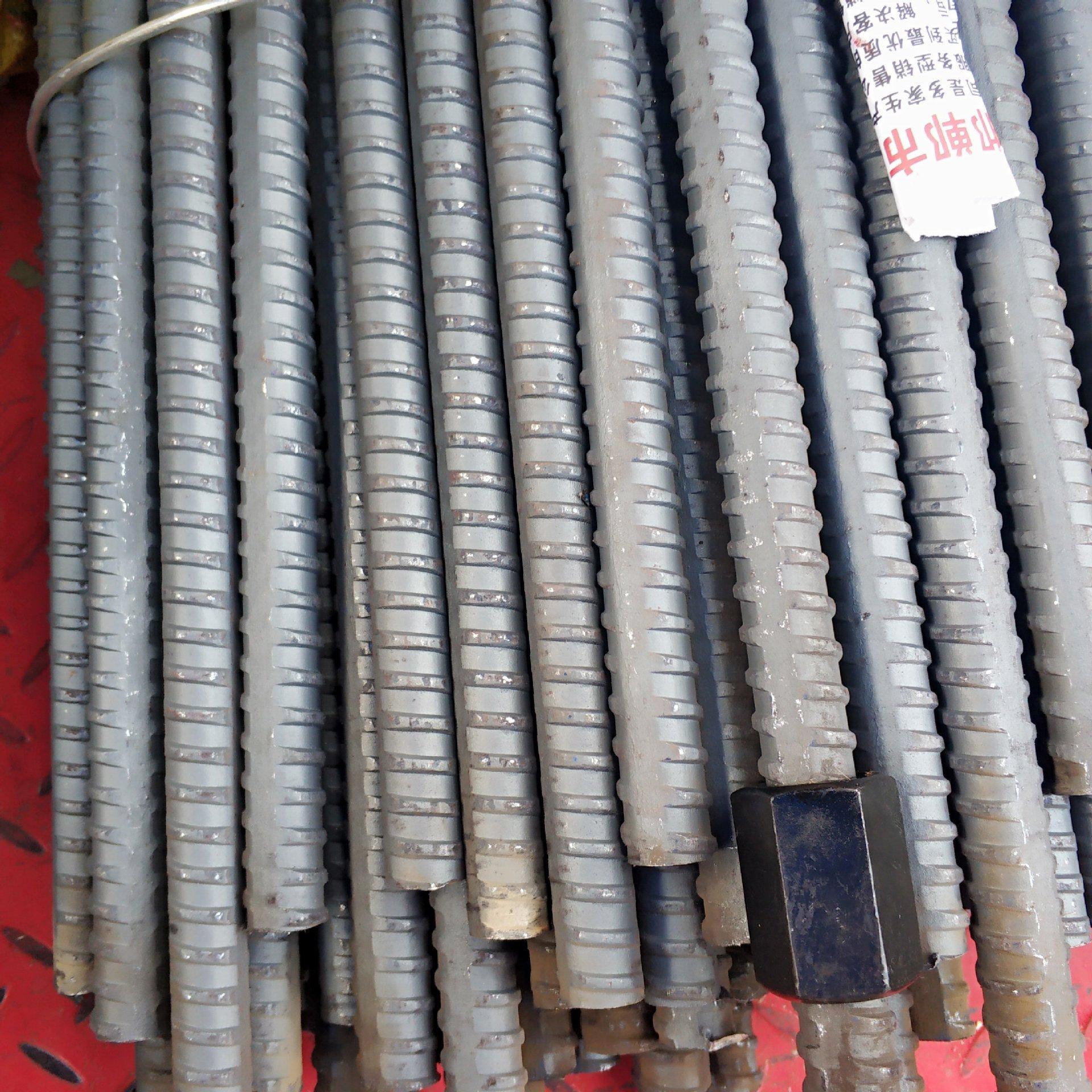 HRB400 rebar / HRB400 finish rolled rebar / rebar nut / square gasket