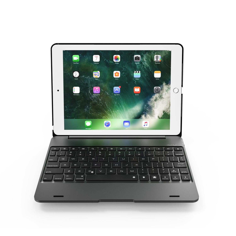 2017, 18 new IPAD Wireless external ultra thin keyboard air1 2 pro9.7 general wireless Bluetooth Key