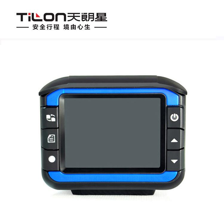 TILON Vg3 dash cam electronic dog car borne radar speedometer English and Russian