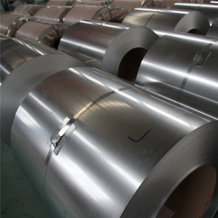 Production of 0.11 * 1000 bright galvanized sheet and 0.12mm bright galvanized coil