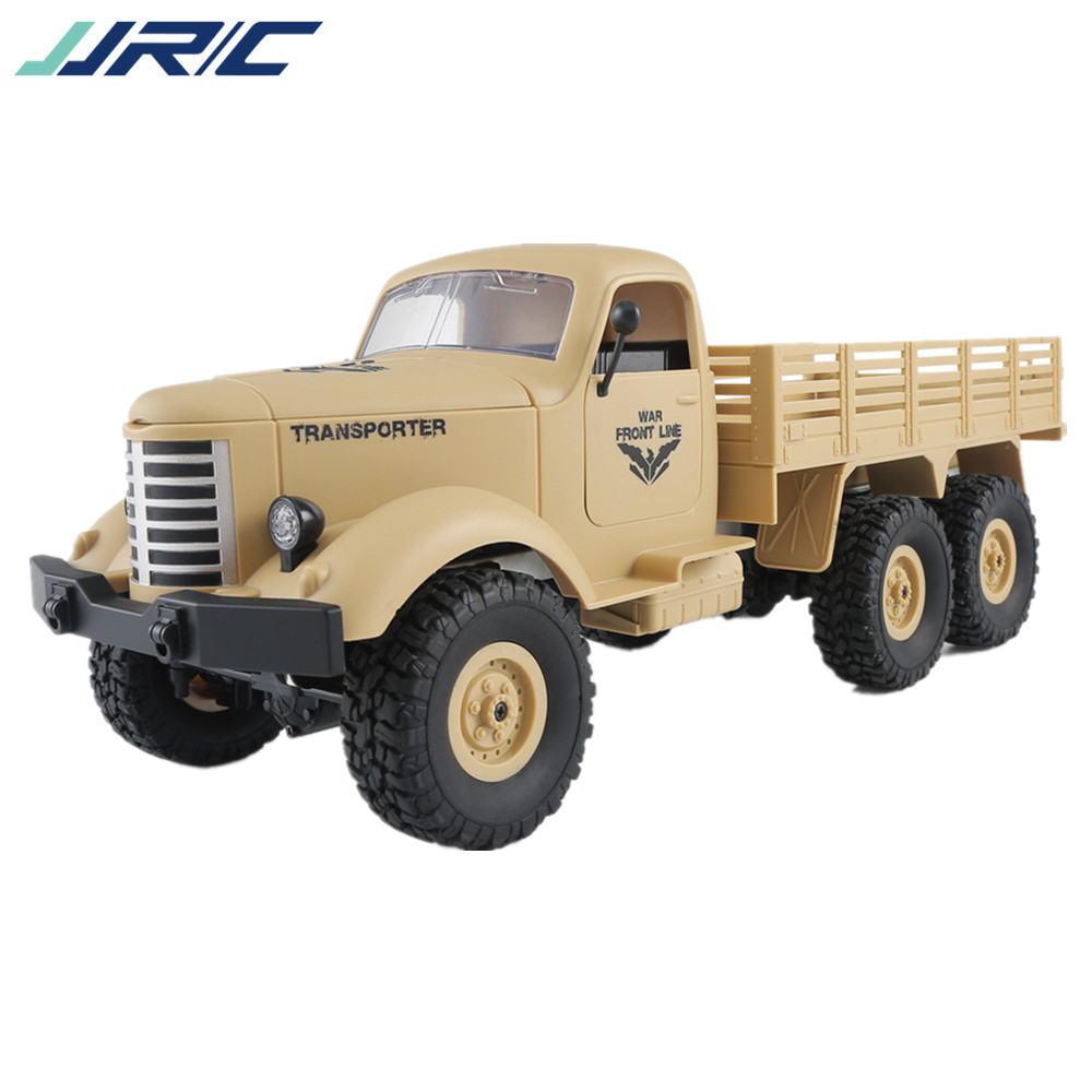 JJRIC Q60 intelligent remote control vehicle six wheel drive cross country climbing toy vehicle