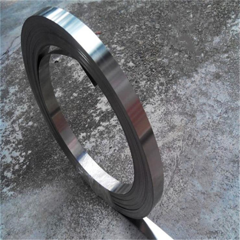 Cold rolled strip 32.5 * 1.9mm 50Mn construction drawing strip