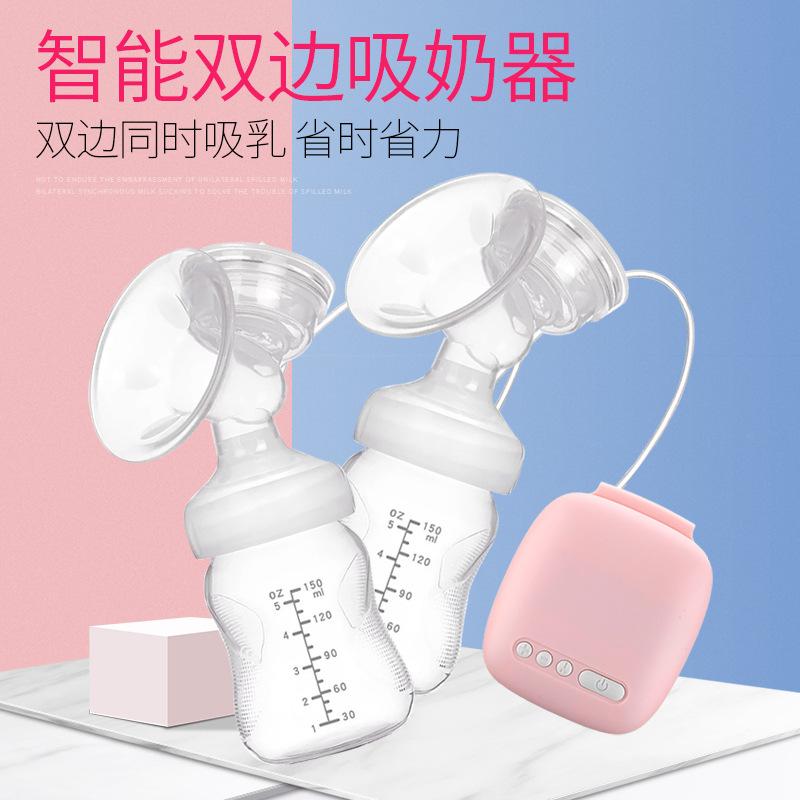 Máy hút sữa với công suất hút cao tự động massage Missbaby