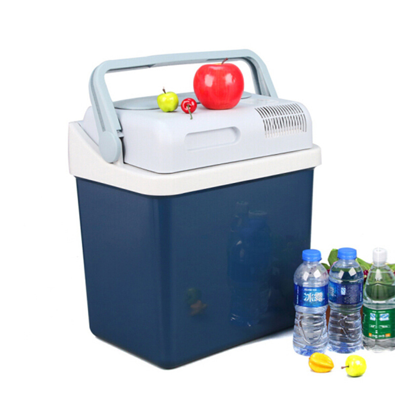Mobicool semiconductor car refrigerator gift customized heating and cooling box 24L car refrigerator