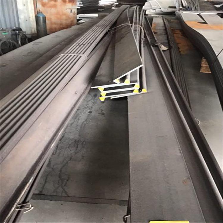 Various specifications of marine flat steel hot rolled spherical flat steel AH36 flat steel 180 * 10