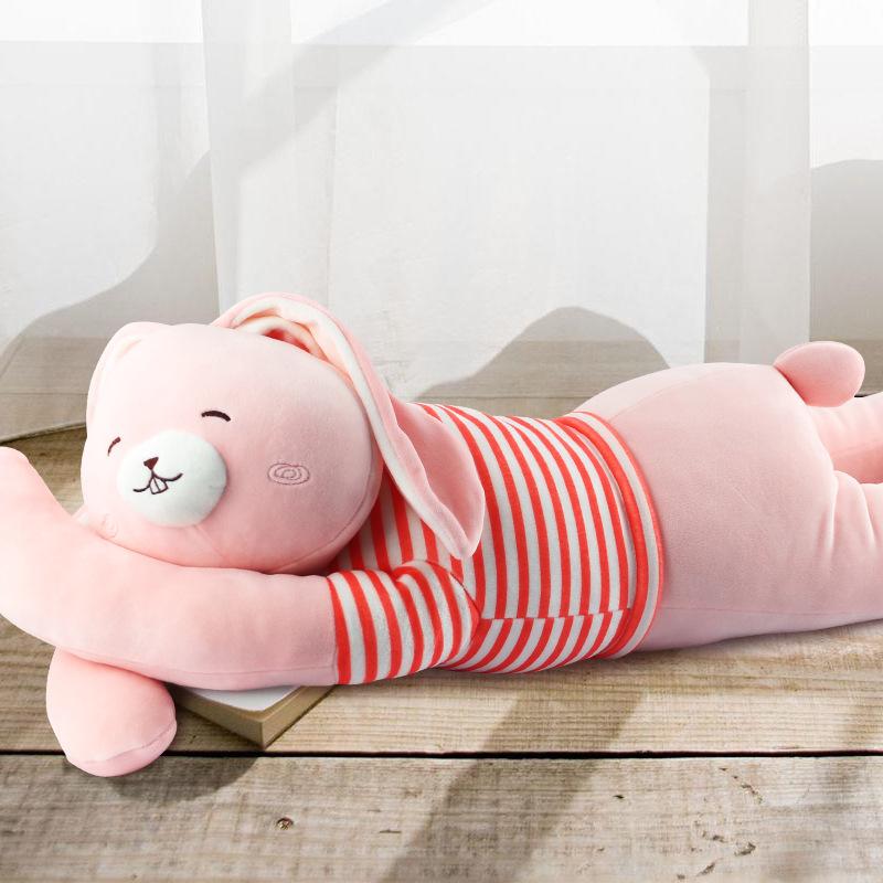Plush Doll cuddles Bear Plush Doll cuddles rabbit cuddles pillow cuddles posture like doll