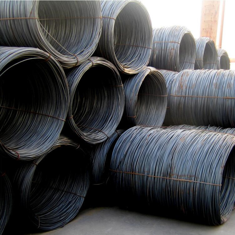 Ordinary Q235 hot rolled wire rod for reinforced concrete