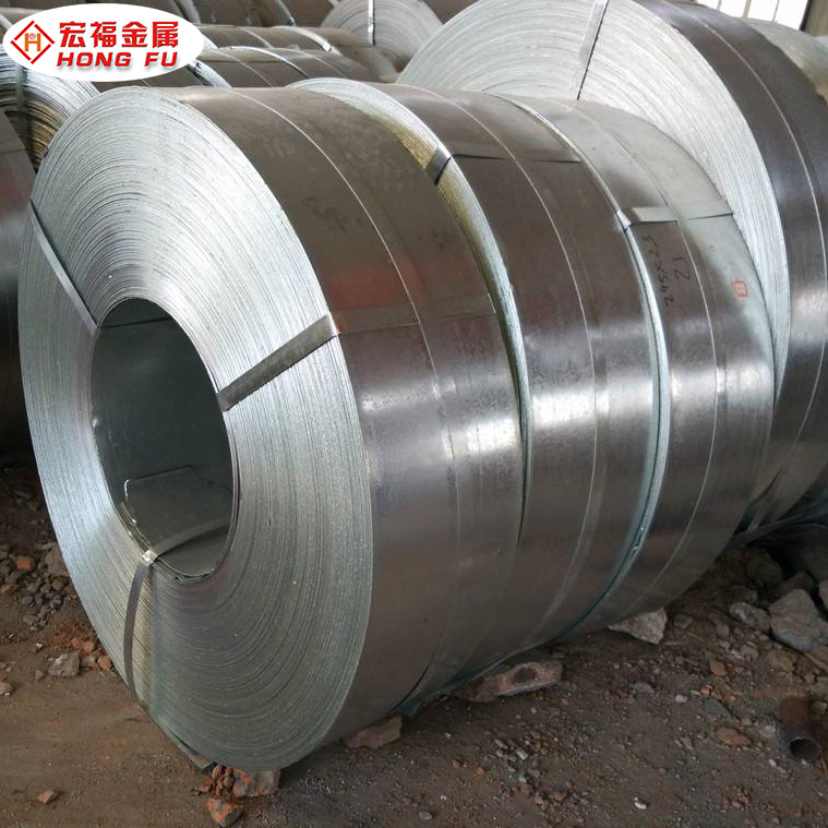 Galvanizing strip, galvanizing coil, spot wholesale, flat shear, bending and stamping