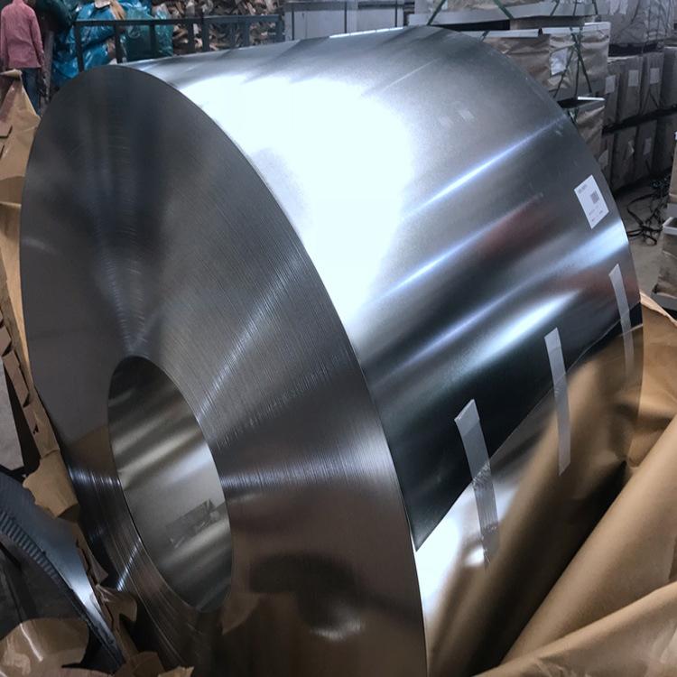 Guanzhou flower galvanized coil 4.5 * 1500 * C strength 440, zinc layer 275g, high standard, large a