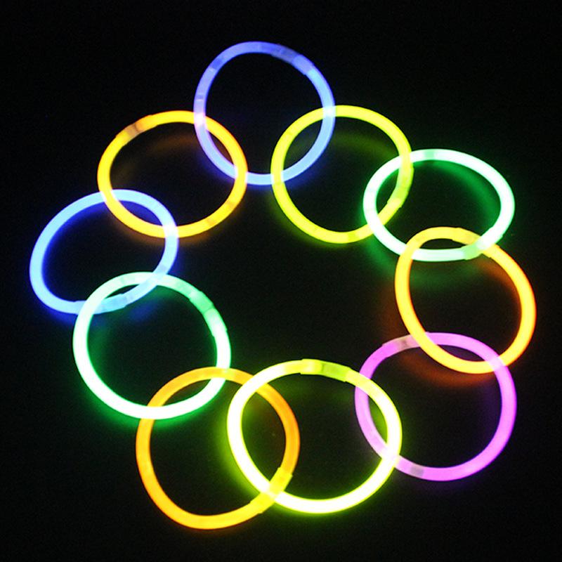 Đồ chơi Vòng tay huỳnh quang đầy màu sắc