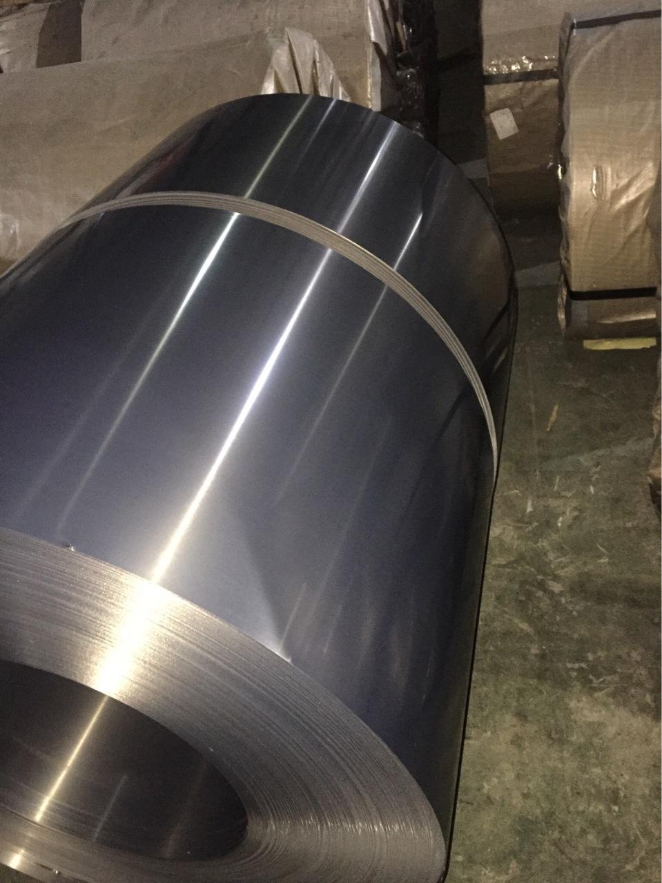 Baosteel silicon steel sheet electrical steel non oriented silicon steel electrical steel coil m50w2