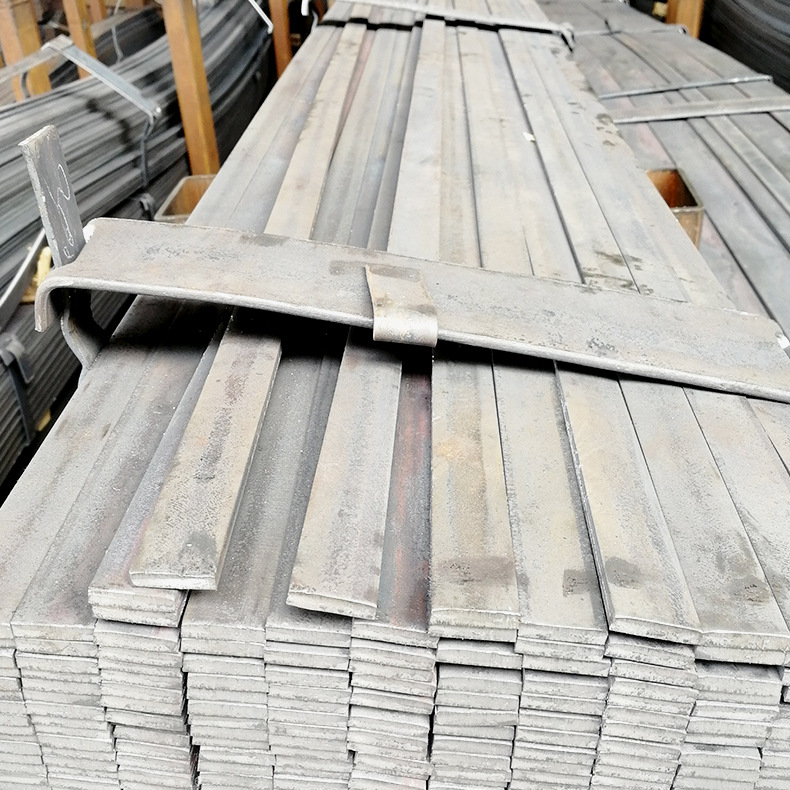 Mengyong steel wholesale specification complete 25 * 10 40 * 4 50 * 5 60 * 6 flat iron Q235 hot roll