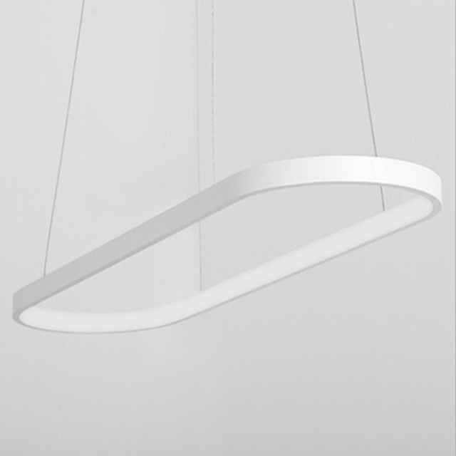 Office chandelier modern minimalist creative personality home restaurant light bar chandelier study