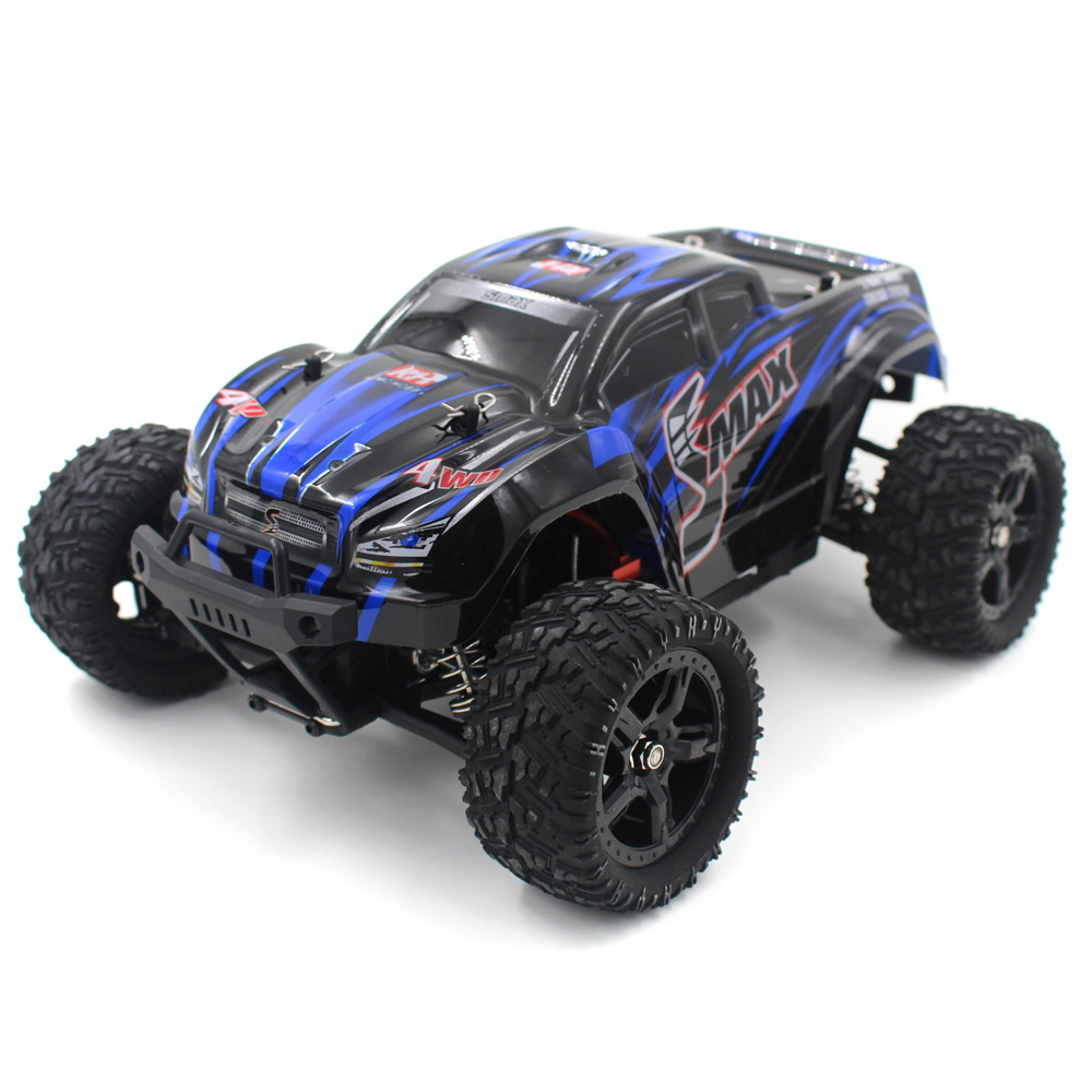 Raymond 1631 high speed 4WD 1:16 big foot off road vehicle 2.4G remote control brush sports car mode