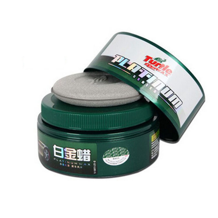 Turtle U.S. turtle platinum wax t-411i scratch repair car beauty care supplies new car wax