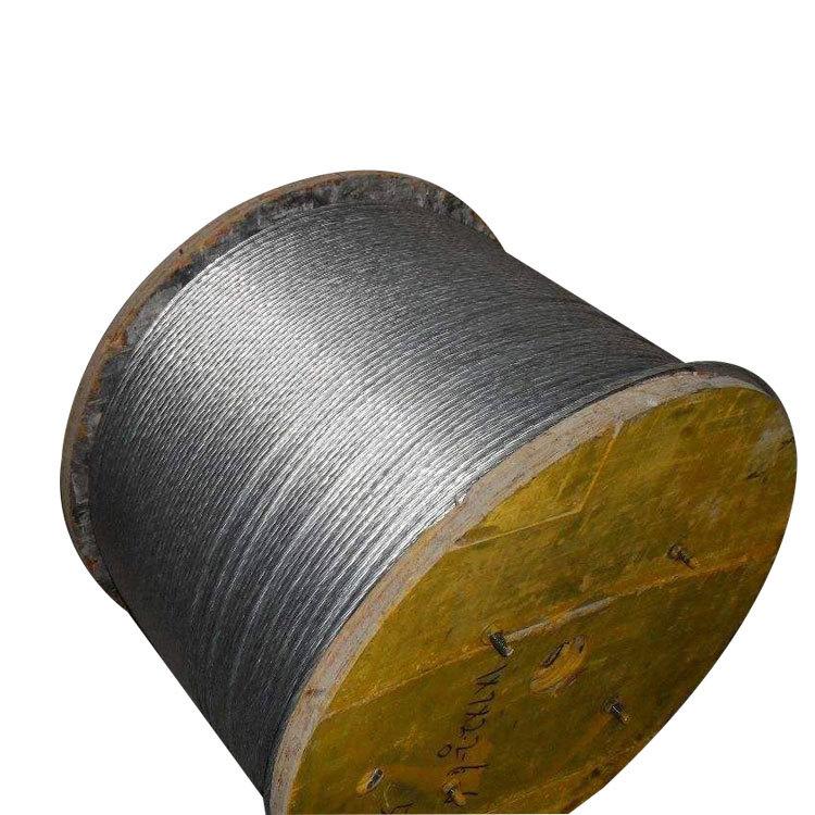 XINXIAN Galvanized steel strand 1x7x1.6 1.8 2.2 2.0 2.6 wire rope