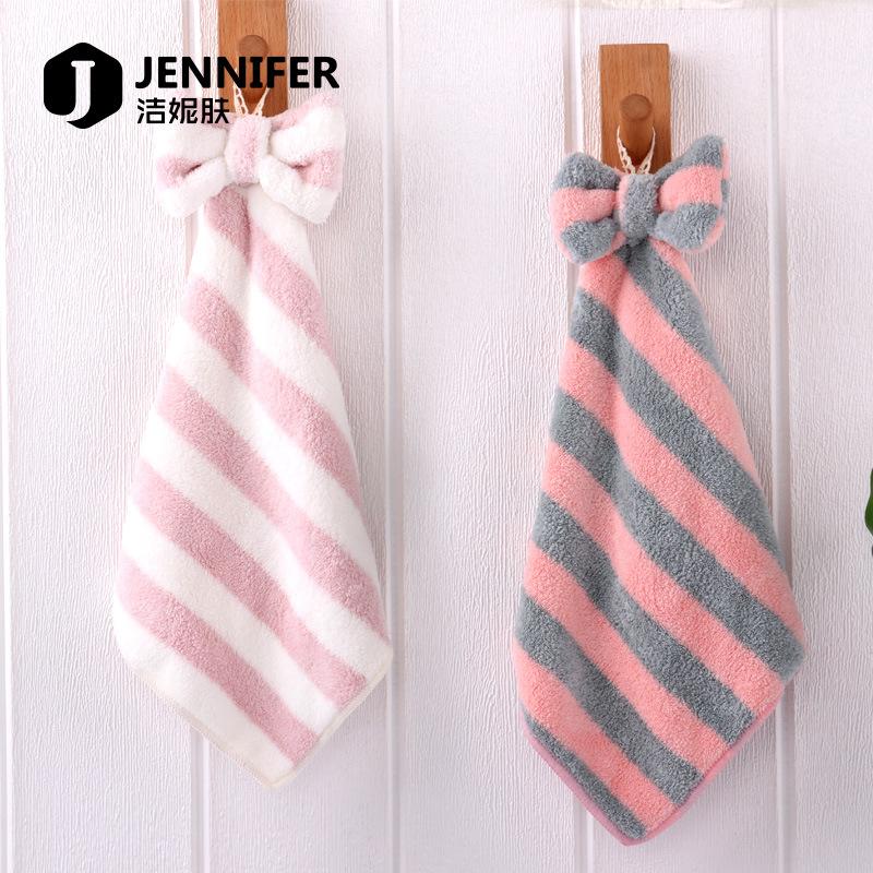 JIENIFU Janifu Japanese hand towel can be hung with strong water absorption