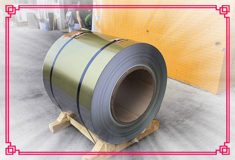 Color steel appliance shell