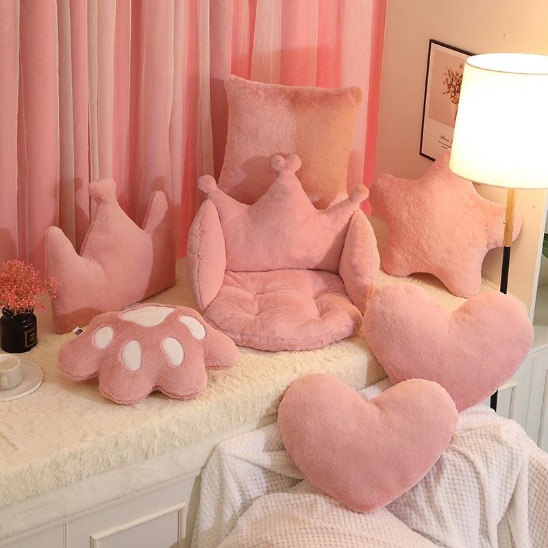 BENZHIJUN Window mat sofa pillow office bedside cushion machine washable back cushion student pillow