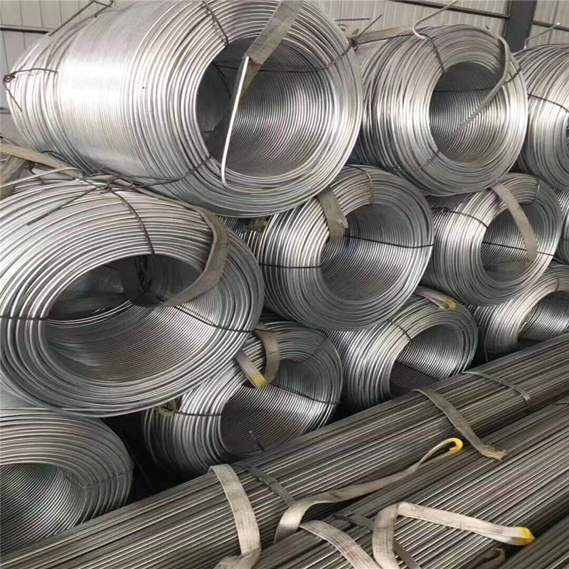 Galvanized wire rod 6.5 8 10 12 high quality round variable length round steel
