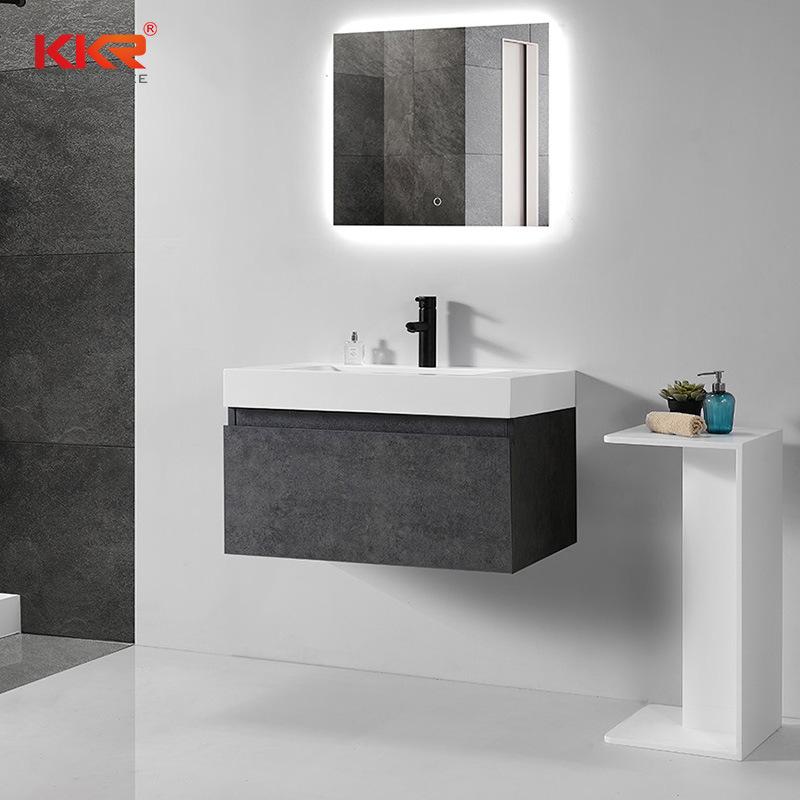 KKR KINGKONREE Kingkonree bathroom factory direct sale light luxury bathroom cabinet combination hou