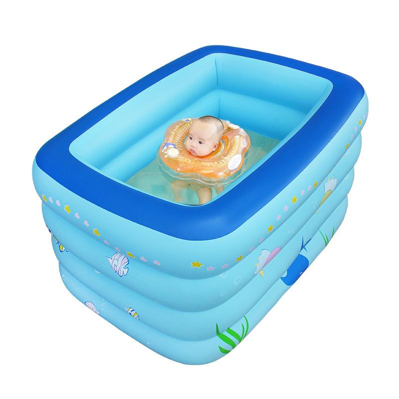 Shuidi baby inflatable swimming pool