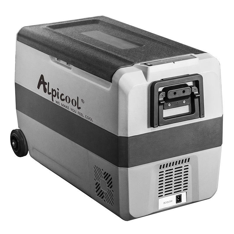 Alpicool Ice tiger mini car refrigerator refrigeration compressor truck dual purpose 12v24v speed re