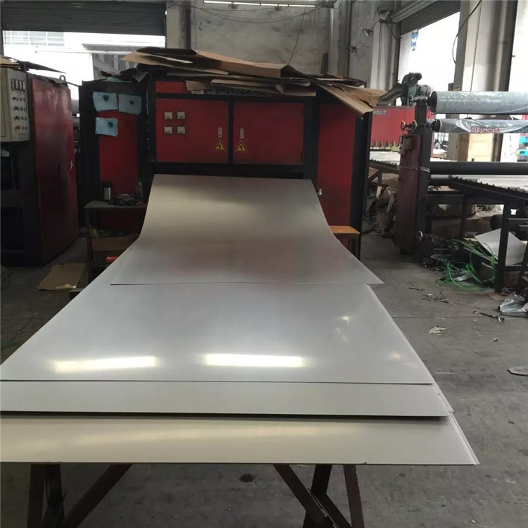 Rice green color coating board, grass color coating specifications are complete
